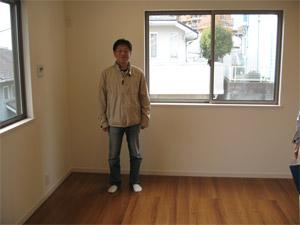 大阪府守口市にてUVフロアコーティングを施工