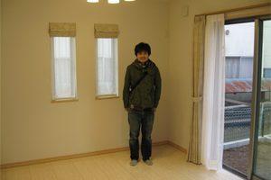 神奈川県大和市のUVフロアコーティング