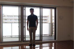 兵庫県の新築マンションにUVフロアコーティングの施工