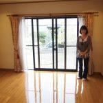 愛知県の神谷組工業へUVフロアコーティング