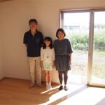 奈良県にて一建設物件のUVフロアコーティング