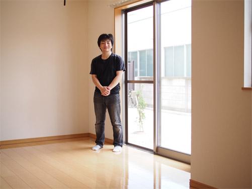 愛知県でのUVフロアコーティング施工実績