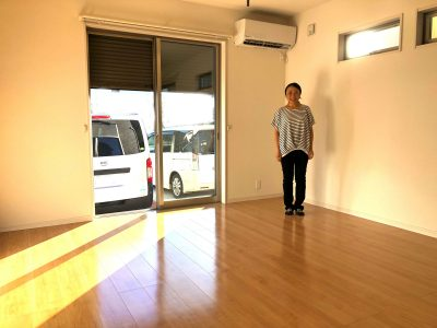 UVフロアコーティング|藤枝市|一建設|ルームアート