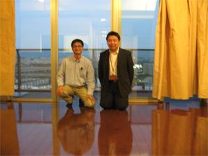 UVフロアコーティング|千葉県|新築マンション