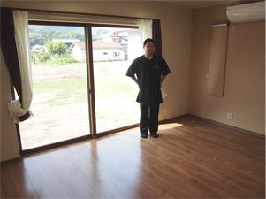 UVフロアコーティング|香川県|新築一戸建て