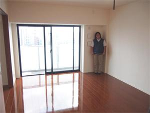 UVフロアコーティング|埼玉さいたま市|新築マンション