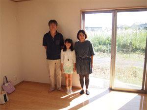 奈良県の一建設にUVフロアコーティングを施工