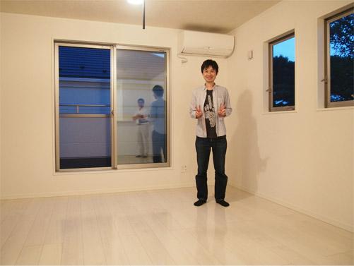 UVフロアコーティング|東京都新築一戸建て|タクトホーム