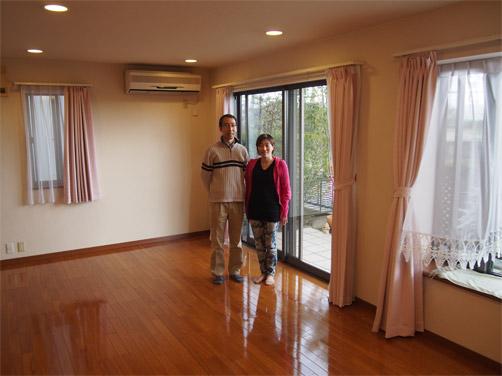 UVフロアコーティング|愛知県の新築一戸建て