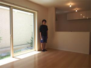 UVフロアコーティング|千葉県の新築一戸建て