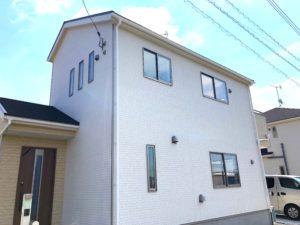 岡山県倉敷市にてUVフロアコーティングを施工