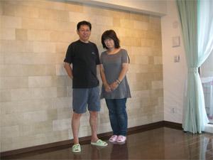 UVフロアコーティング|大阪府豊中市|新築マンション