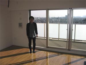 UVフロアコーティング 千葉県船橋市 新築マンション