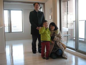 UVフロアコーティング|横浜市都筑区|新築マンション