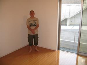 UVフロアコーティング|神奈川県横浜市|新築一戸建