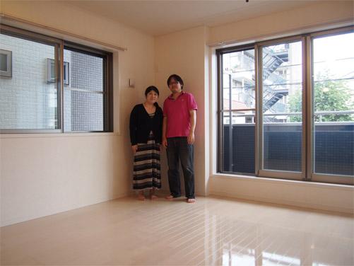UVフロアコーティング|埼玉県|新築一戸建て|大宝建設