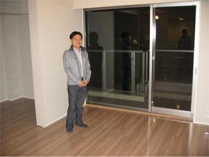 UVフロアコーティング|東京都目黒区|新築一戸建て