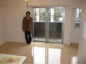 UVフロアコーティング 鎌倉市 一条工務店 新築一戸建て