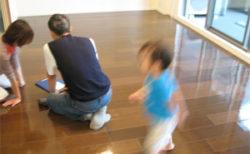 UVフロアコーティング|東京都杉並区|お客様の声|新築マンション