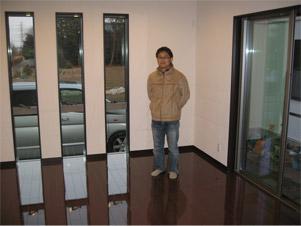 UVフロアコーティング|横浜市青葉区|新築一戸建て