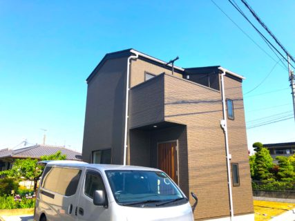 UVフロアコーティング 埼玉県さいたま市 新築一戸建て