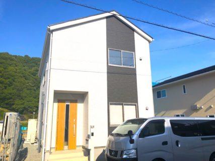広島県尾道市にてUVフロアコーティングを施工