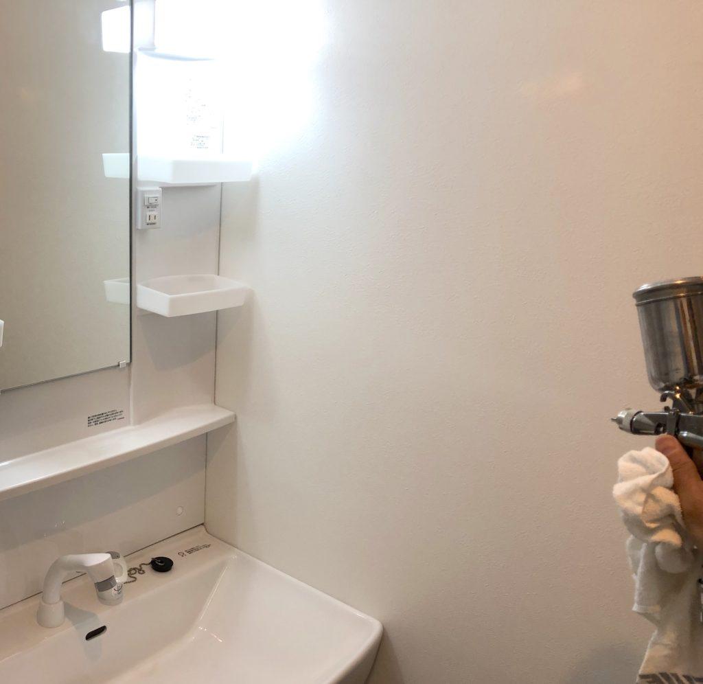 水まわり光触媒コーティングで抗菌・防カビ・防汚・消臭