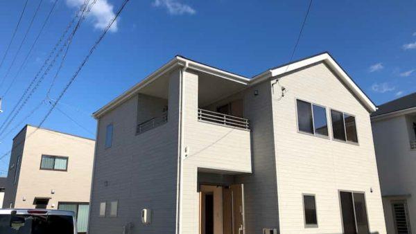 岡山県総社市|新築一戸建て|ガラスフロアコーティング|M様