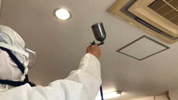 光触媒コーティング施工